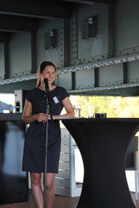 Fr. Sophia-Marie Buder, Unternehmensnachfolgerin Aqua Cut GmbH